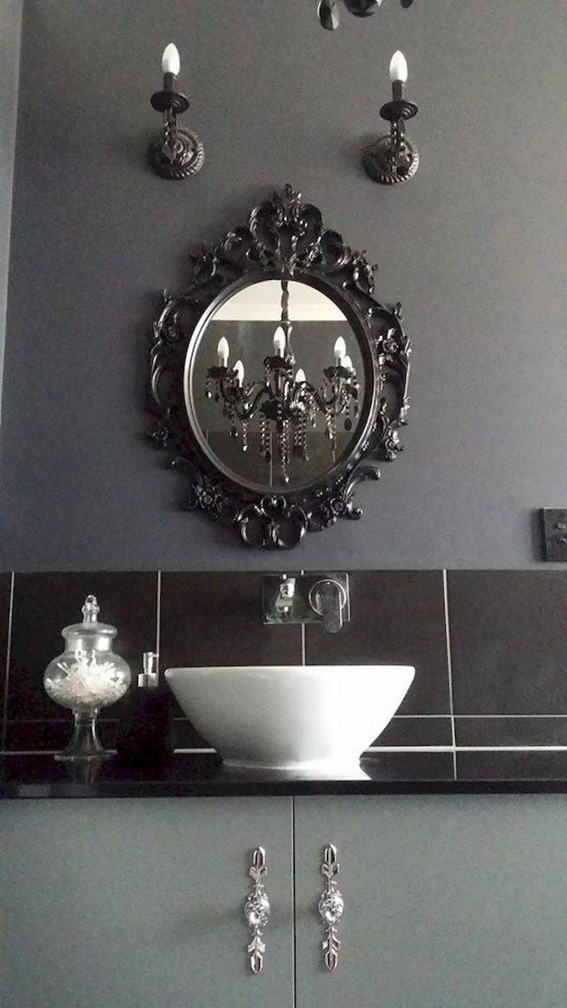 40 newest gothic bathroom design ideas | gothic bathroom