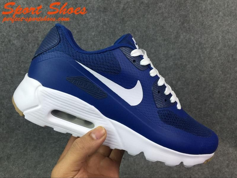 2017 Latest Nike Air Max 90 Hyperfuse Mens Running Shoes
