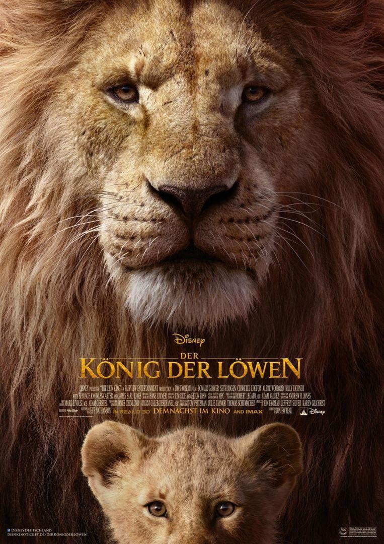könig der löwen 2019 trailer deutsch
