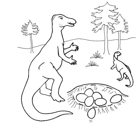 Printable Dinosaur Books