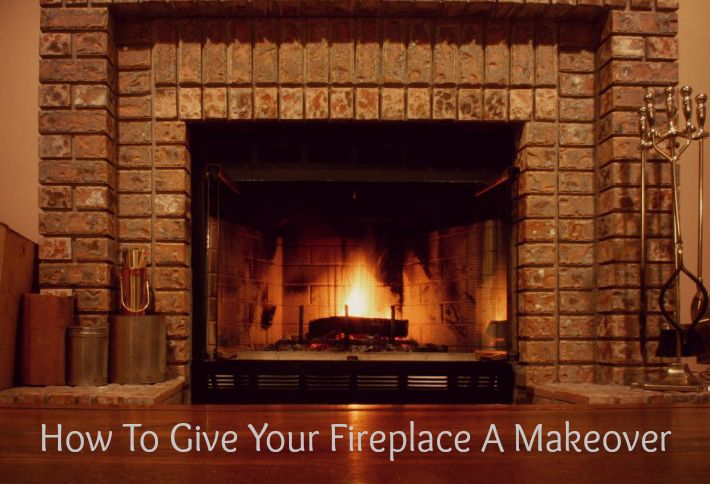 Give The Focal Point Of Your Home The Fireplace A Well Deserved