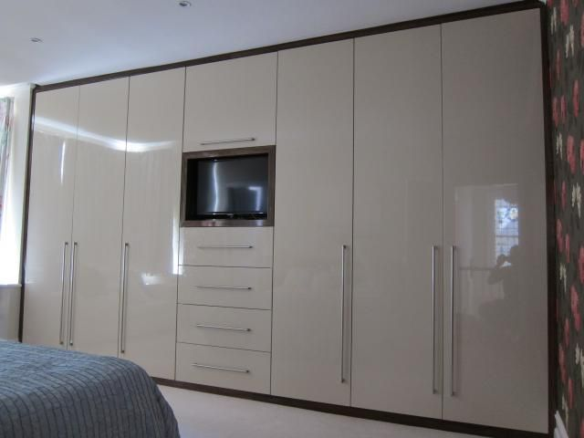 Full Wall Wardrobe Bedroom Pinterest Wardrobes Alcove And Carpentry