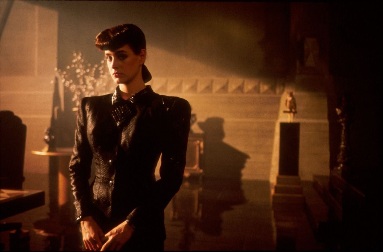 sean young as rachael in blade runner blade runner sean young as rachael in blade runner