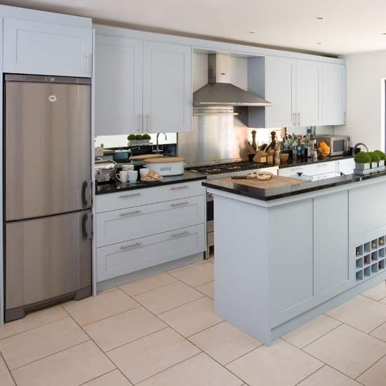 Blue Kitchen Cabinets Units: Duck Egg Blue Kitchen Units - Google Search