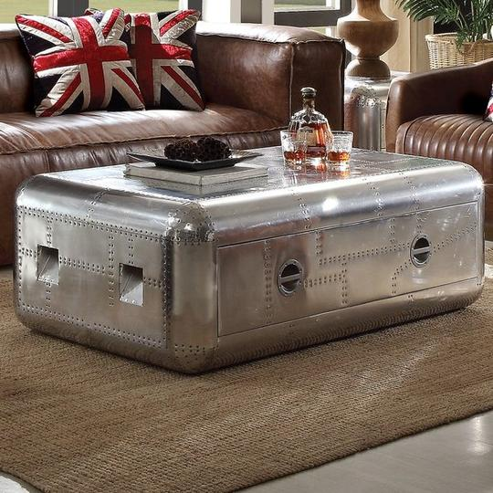 Annessia Coffee Table With Storage By 17 Stories