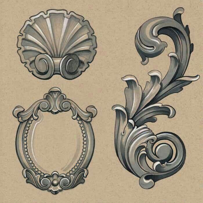 oval filigree frame tattoo. Oval Victorian Frames Tattoo Google Search TaTtOo Pinterest Source · Grey Mirror Frame And Filigree Tattoos Print B