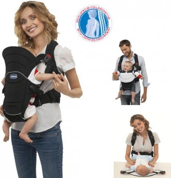 Chicco You Me Deluxe 2 Way Infant Carrier W Lumbar Support In