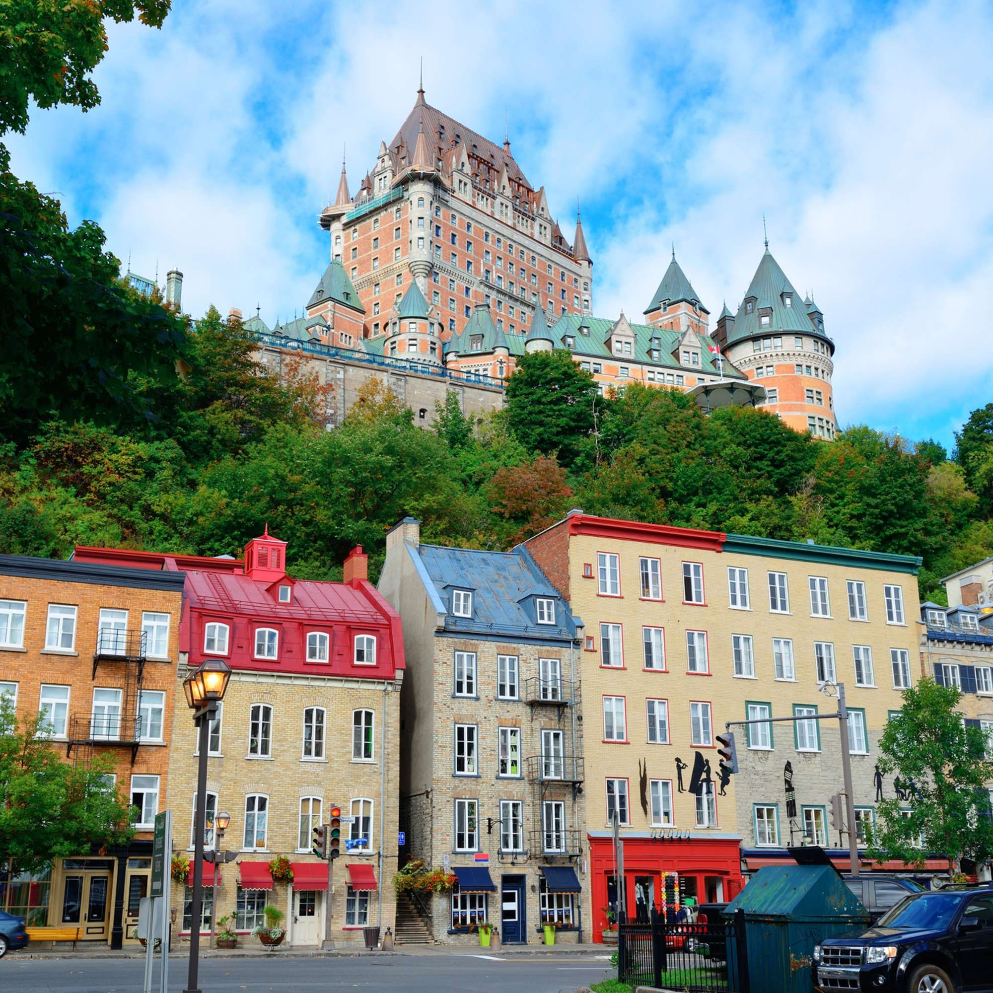 Having A Hard Time Choosing A Hotel In Quebec City Our Experts Will Help You Narrow Down Your Search Quebec City Frontenac Hotel City