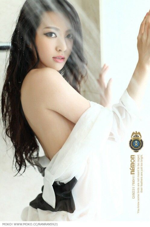 photo gallery models Asian