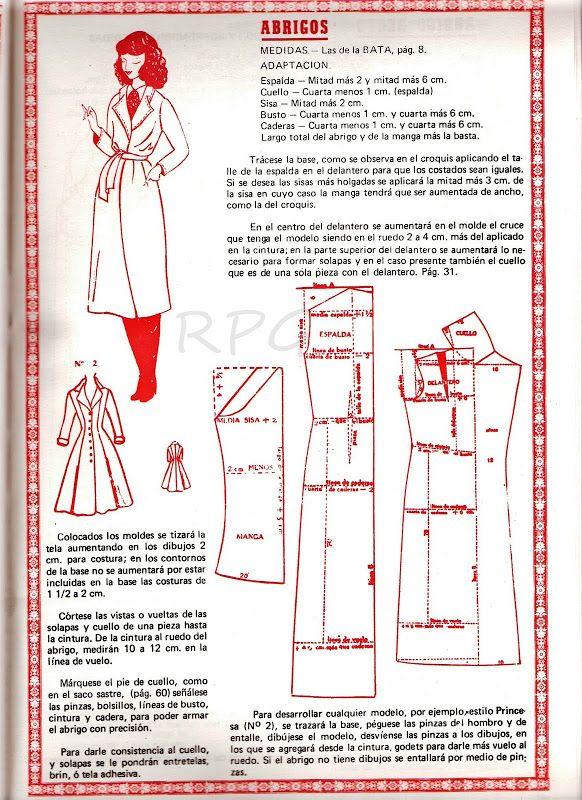 metodo de corte y confeccion - Rodrigo Gramo - Álbumes web de Picasa ...