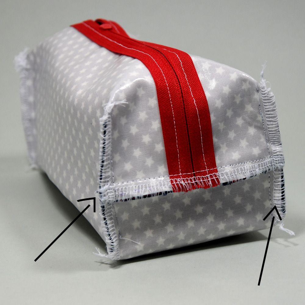Pikebou tuto trousse de toilette 9 sewing ideas for Trousse de couture pas cher