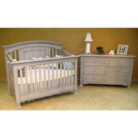 Baby | Cribs, Convertible crib, Grey crib