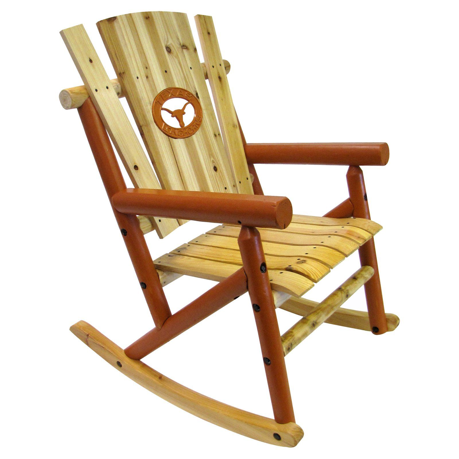 Prime Outdoor Leigh Country Texas Collegiate Aspen Series Slat Unemploymentrelief Wooden Chair Designs For Living Room Unemploymentrelieforg