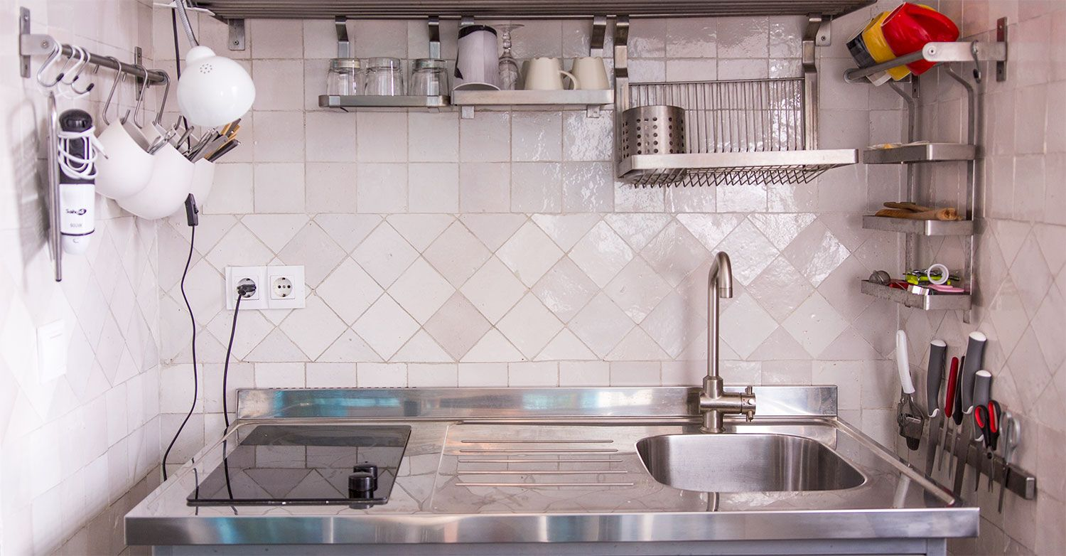 Zellige tiles | Kitchen, Bathrooms, and decorative panels | All ...