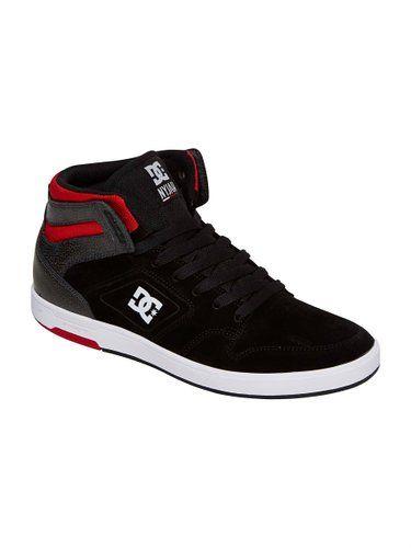 6b0eb6c0f90b4 Amazon.com: DC Men's Nyjah High Sneaker: Shoes   DC clothes, shoes ...