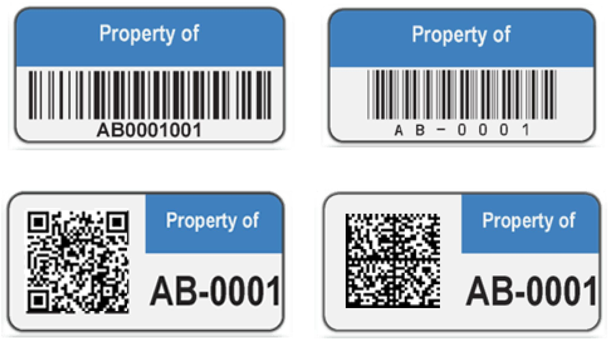 Barcodes Are Perfect For Tracking Assets Product Labeling And Shipping Regardless Of Your Application We Ve Got You Cov Custom Labels Barcode Labels Labels