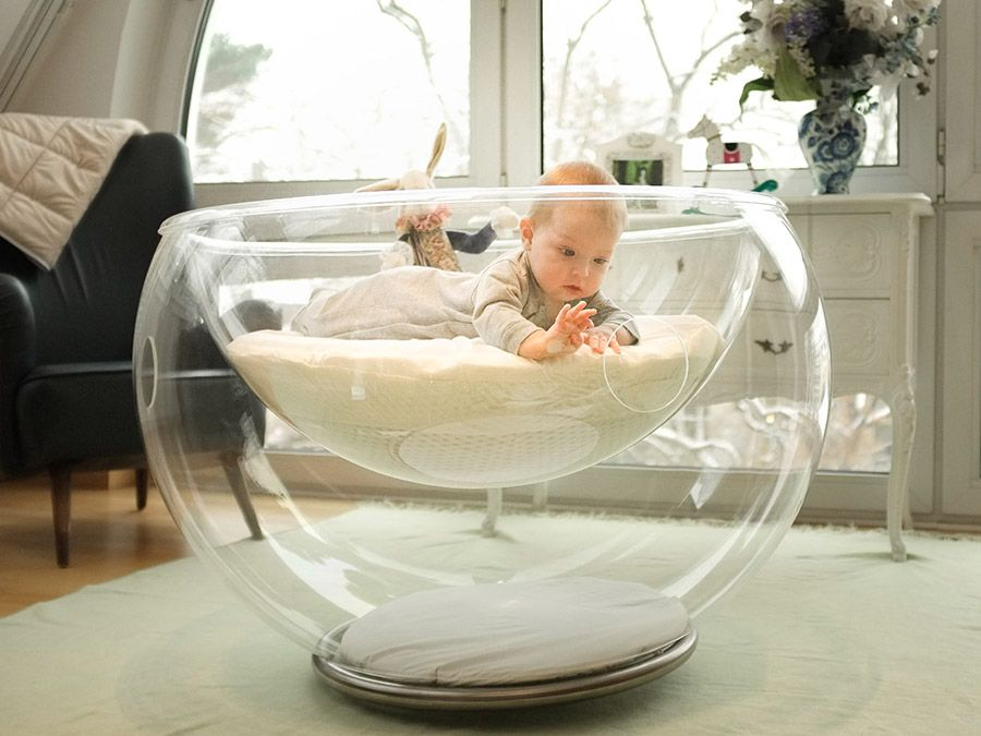 Bubble Baby Bed Gallery Cool Baby Gadgets Baby Bed Baby Rocker