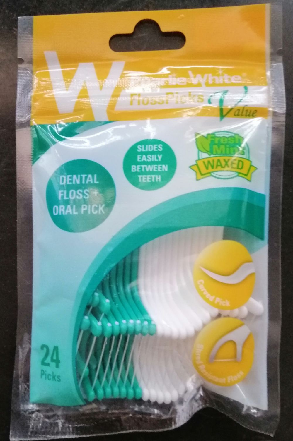 Pearlie White Dental Floss & Oral Pick Best online shop in