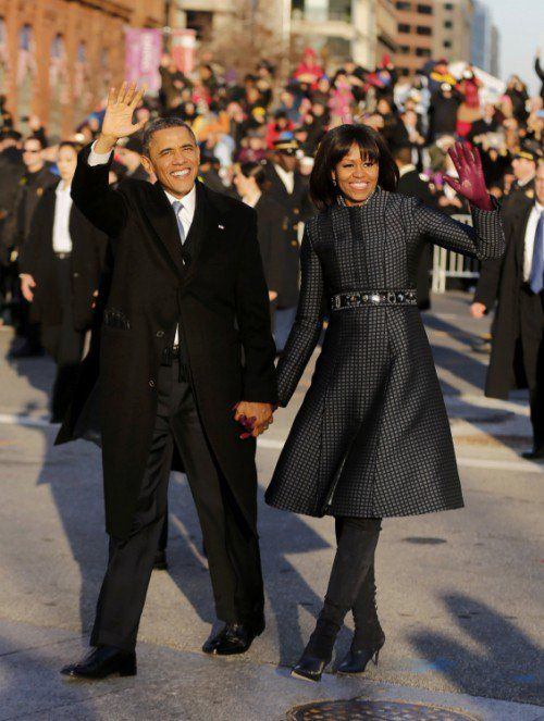 michelle ten grand She Feels Your Pain… Michelle Obama\'s Inaugural ...