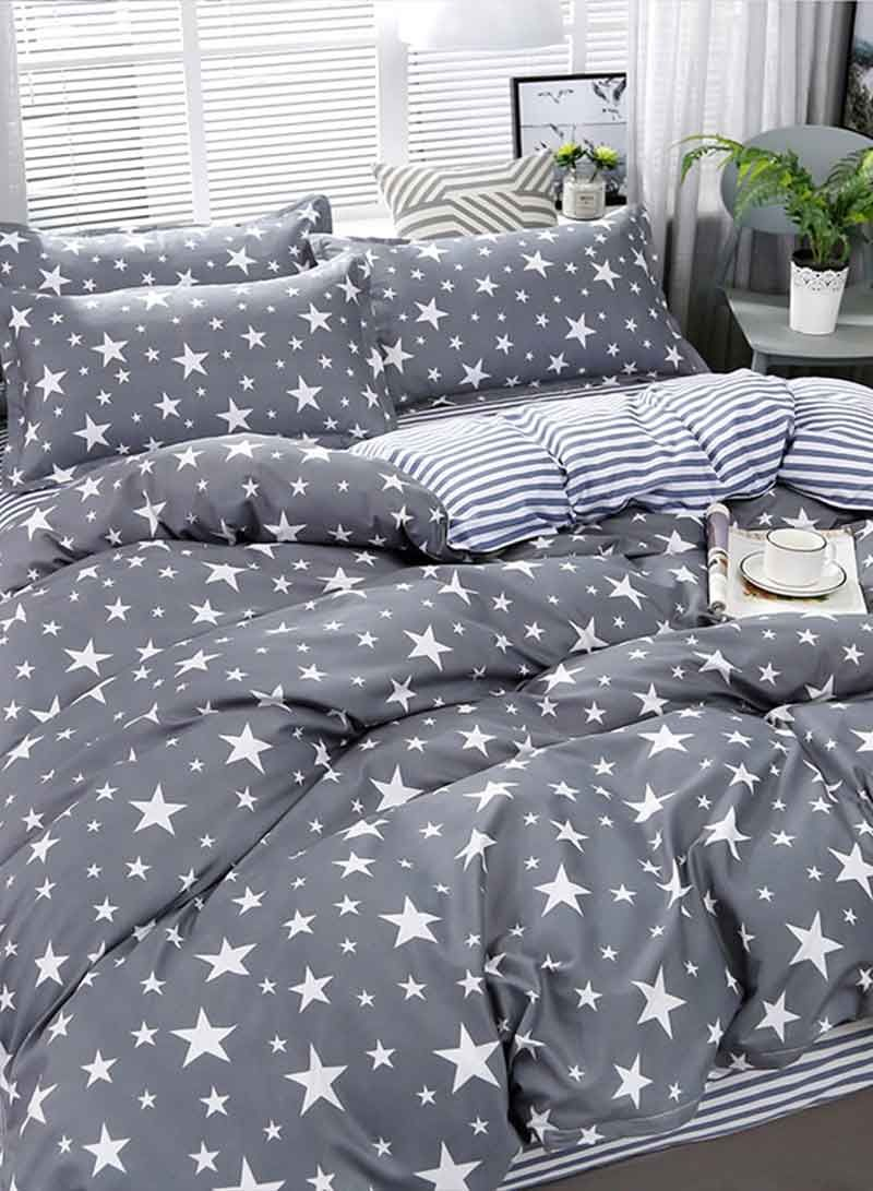 Buy 1 Piece Duvet Cover Simple Modern Star Pattern Soft Quilt Cover With Wholesale Price Of 19 99 In 2020 Duvet Covers Quilt Cover Duvet