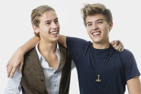 Celebrity Birthday  August 4   Cole and Dylan Sprouse. The twins from The Suite Life of Zack and Cody.