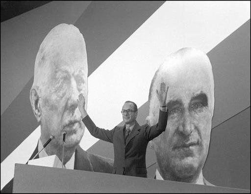 5 décembre 1976 Naissance du Rassemblement pour la République (RPR) #politique https://t.co/gwRFGLIsze https://t.co/tBfkEdl9Iw