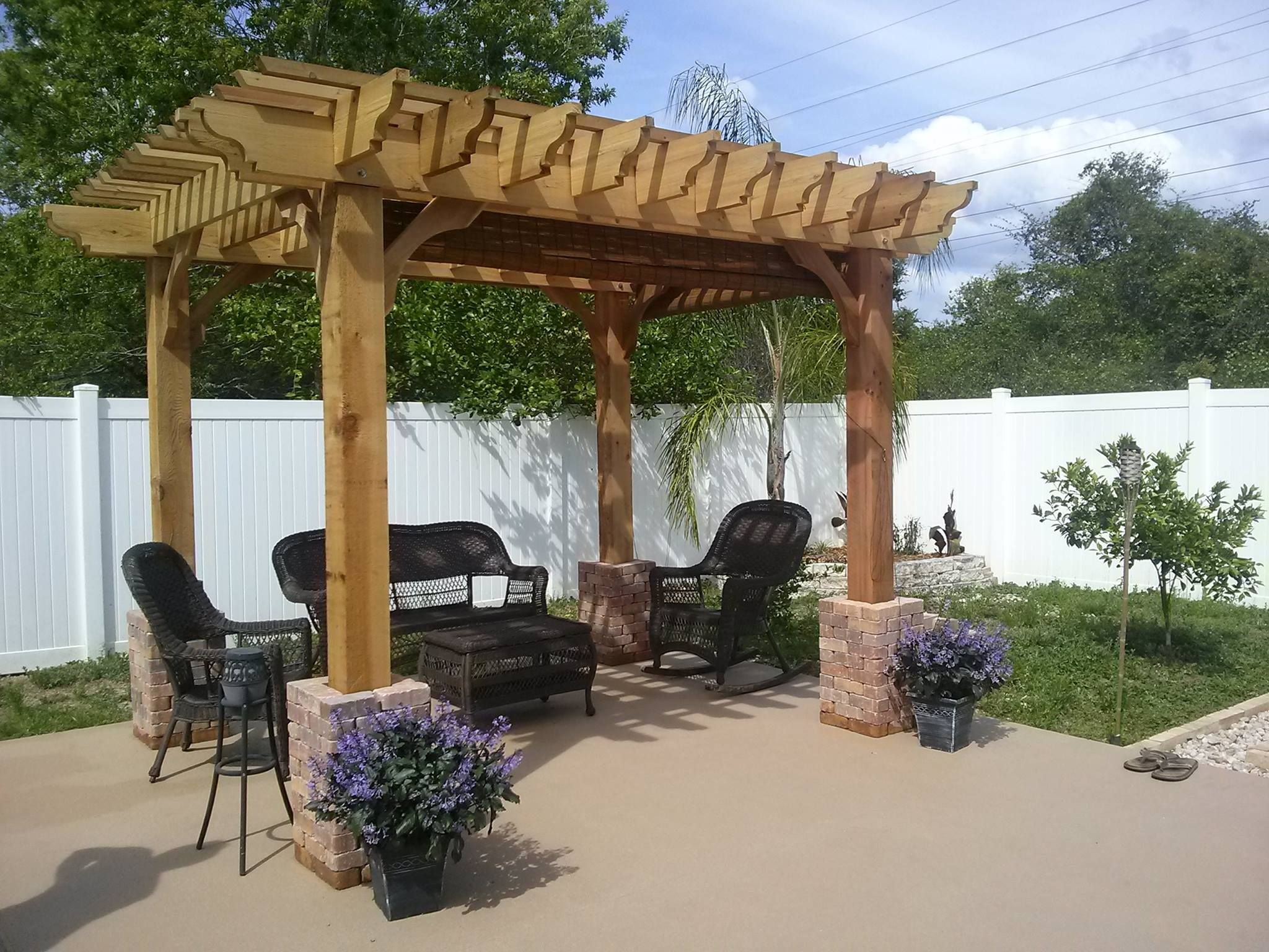 Groovy Protect And Patio Cover For Enhanced Outdoor Living With Interior Design Ideas Philsoteloinfo