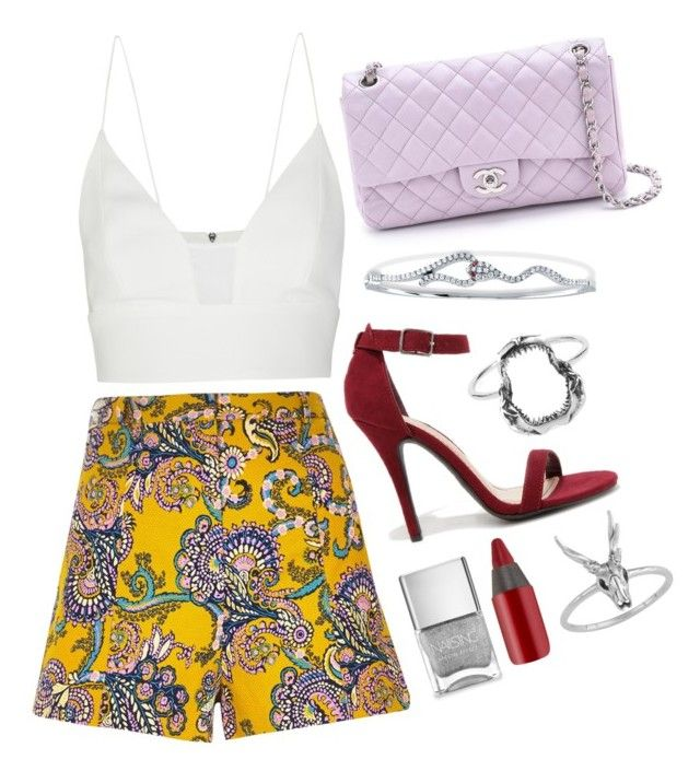 """""""Summer work outfit"""" by hannahelisee ❤ liked on Polyvore"""