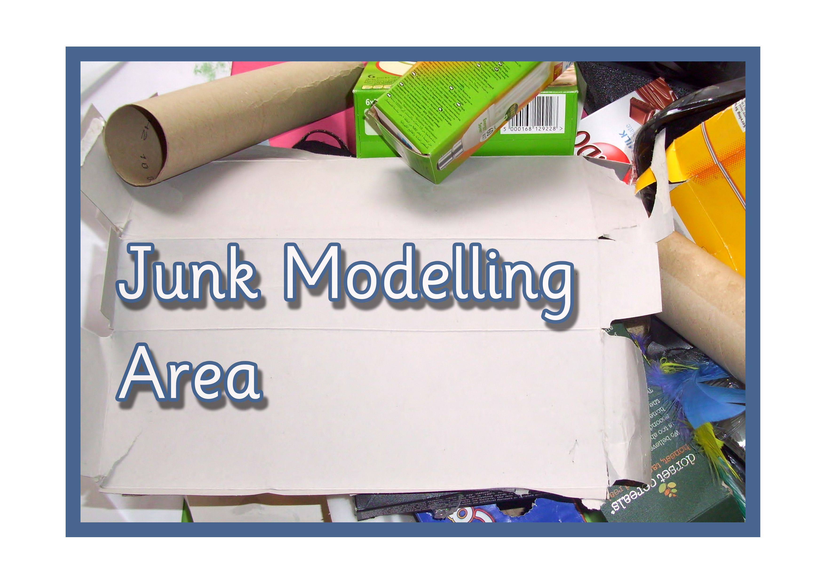 junk modelling sign classroom signs eyfs room class display posters management early years teachingresources boards areas discover displays teacher