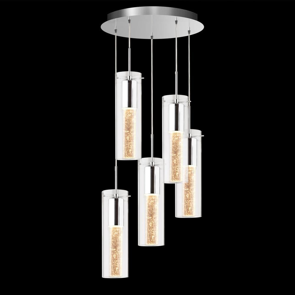 5 pendant bubble light fixture our new home pinterest 5 pendant bubble light fixture arubaitofo Image collections