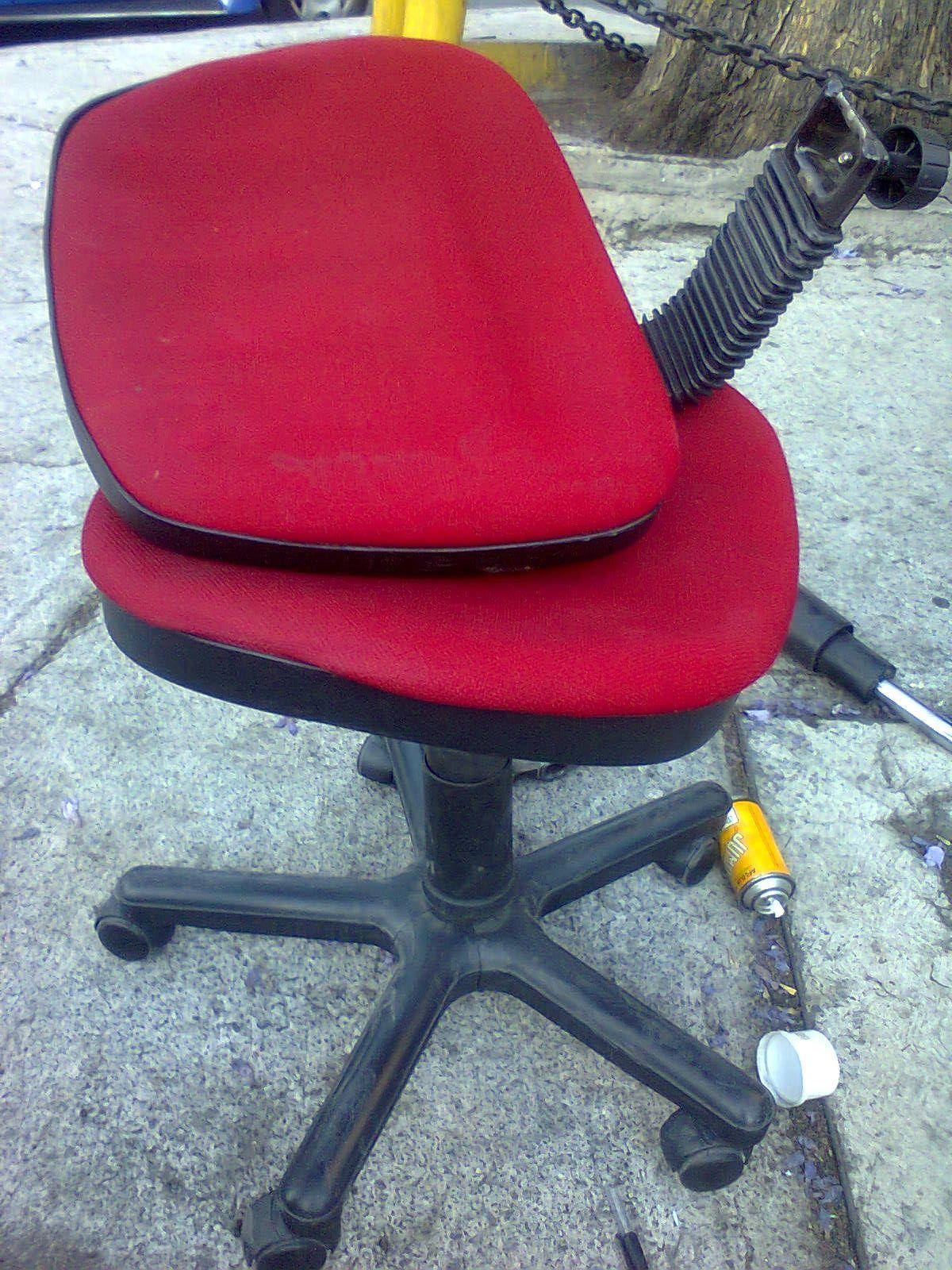 ergonomic chair kickstarter baby shower couch silla secretarial reparación de sillas oficina
