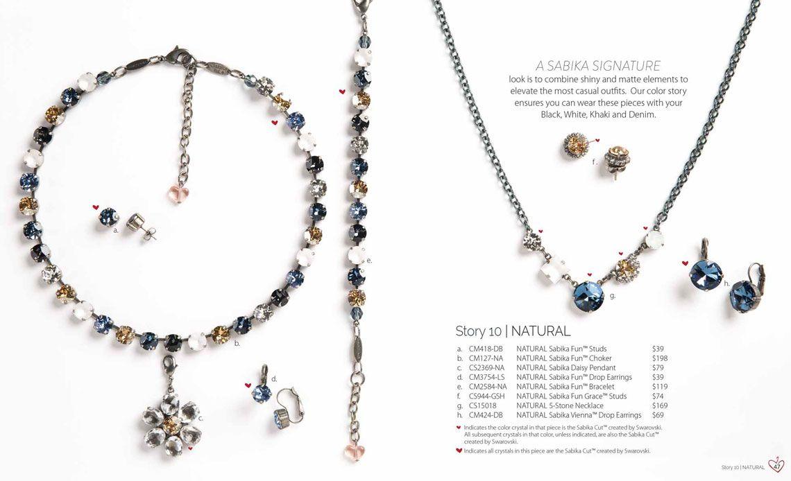 Sabika look necklace - Sabika Classics Vol 4 Story 10 Natural
