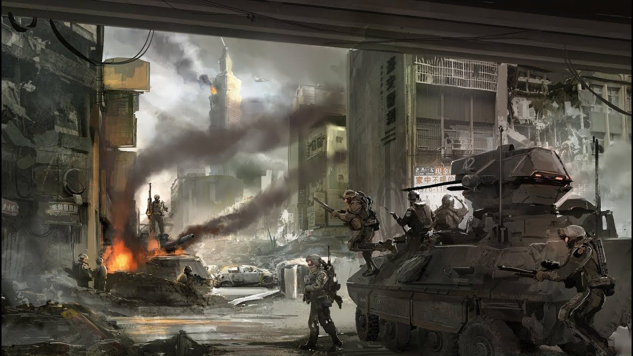3 Weltkrieg 2021