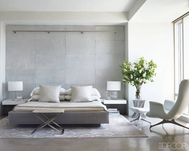 10 - Elle Decor Bedrooms