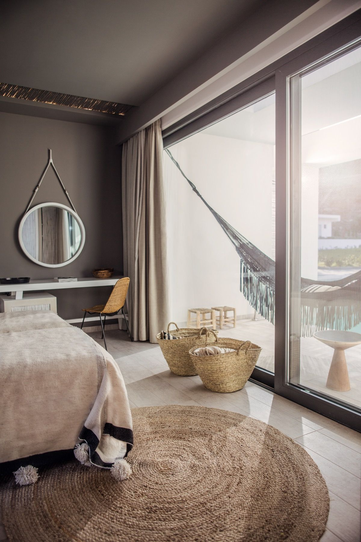Boutique Hotel Bedrooms: Boutique Hotel With Nomadic Style Decor