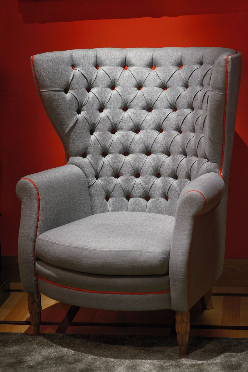 Annibale Colombo Armchair Available At Masha Shapiro Agency