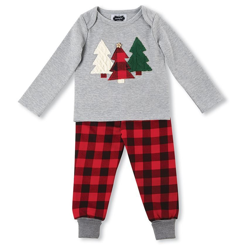 ALPINE TREE TWO-PIECE SET Products Pinterest Boy outfits