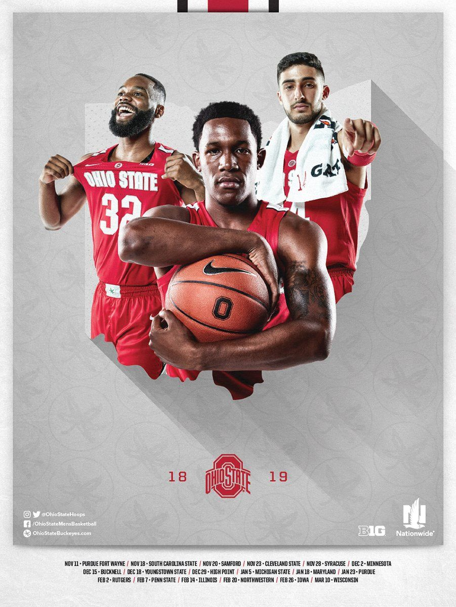Ohio State Hoops On Ohio State Basketball Basketball