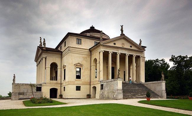 Famous Italian Architecture the villa rotonda is one of the famous buildings designed