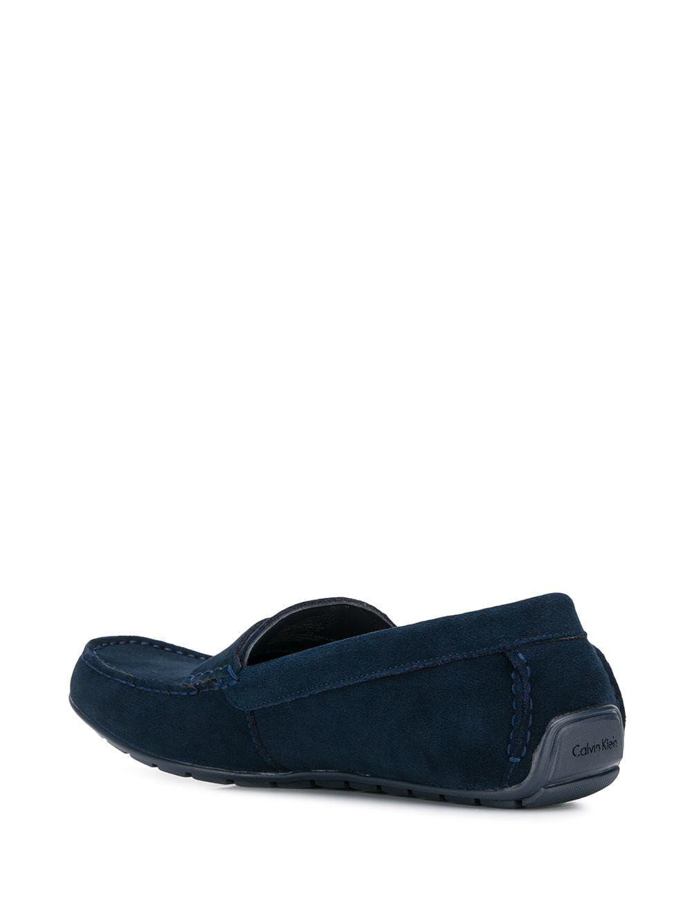 nuevo producto 5d760 fffe4 Calvin Klein Jeans Mocasines Con Logo   zapatos hombre en ...