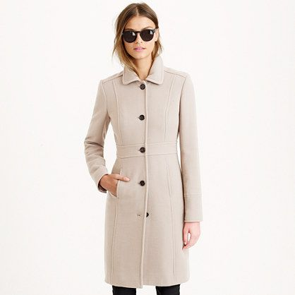 Tall Double Cloth Lady Day Coat With Thinsulate Outerwear