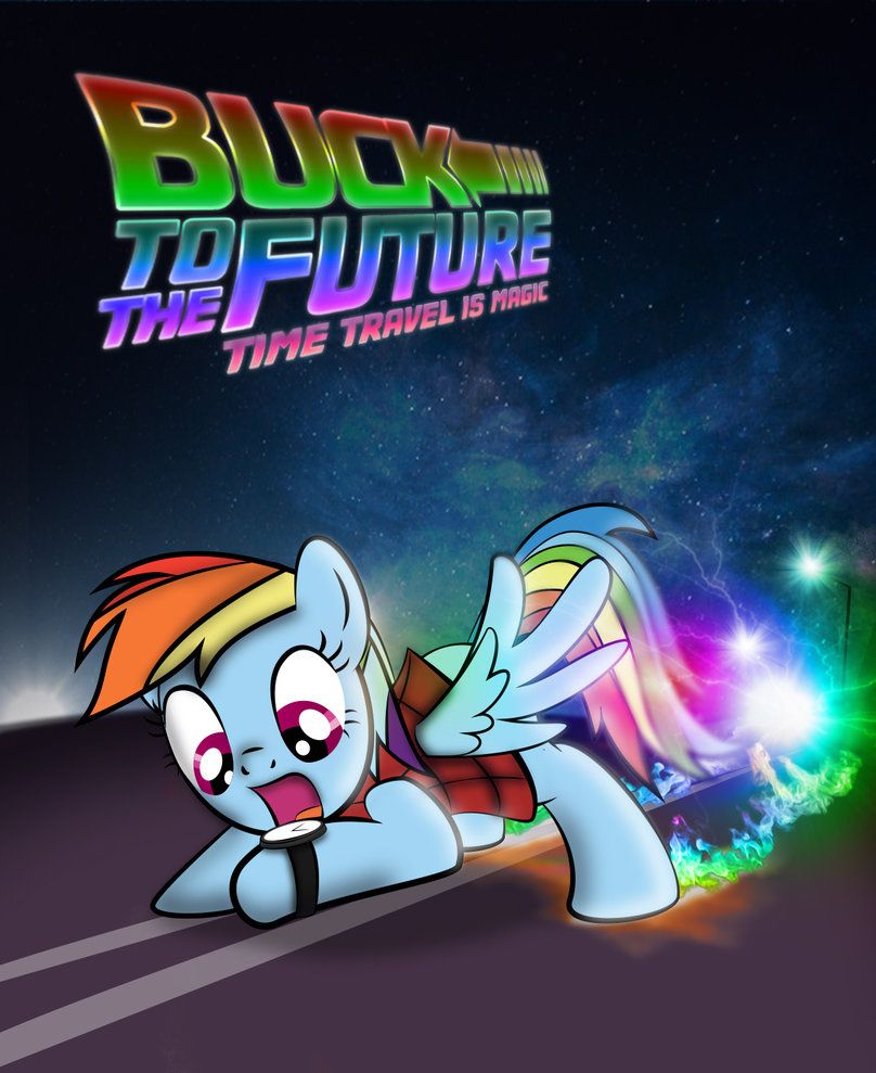 Image result for MLP travel in time