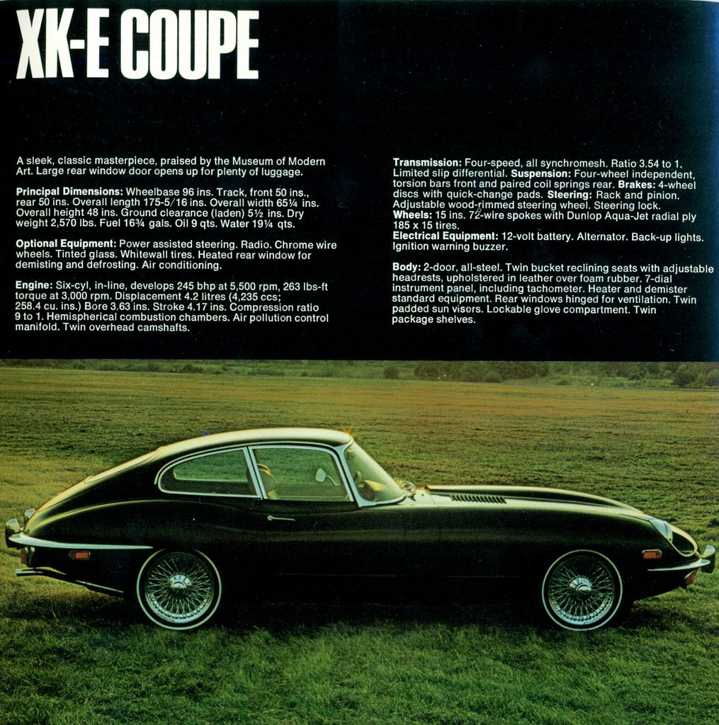 Jaguar Xke Coupe Autos Pinterest Wiring Harness Front Mk 3 Mini Cooper With Alternator