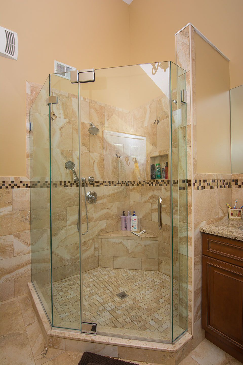 Omg Shower Doors Custom Glass Long Island Shower Doors Mineola