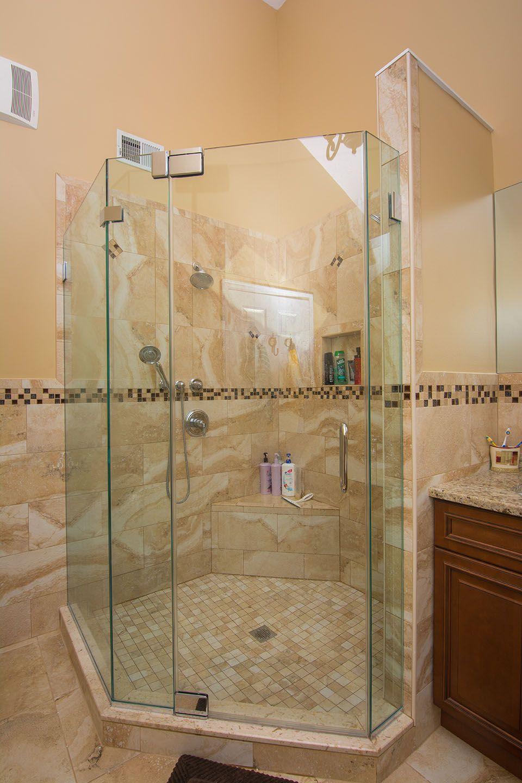 Omg Shower Doors Custom Glass Long Island Shower Doors Mineola