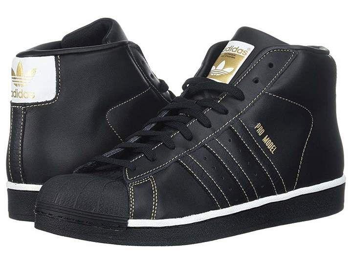 arco Bajo mandato pluma  adidas Originals Pro Model | Adidas, White shoes men, Classic shoes