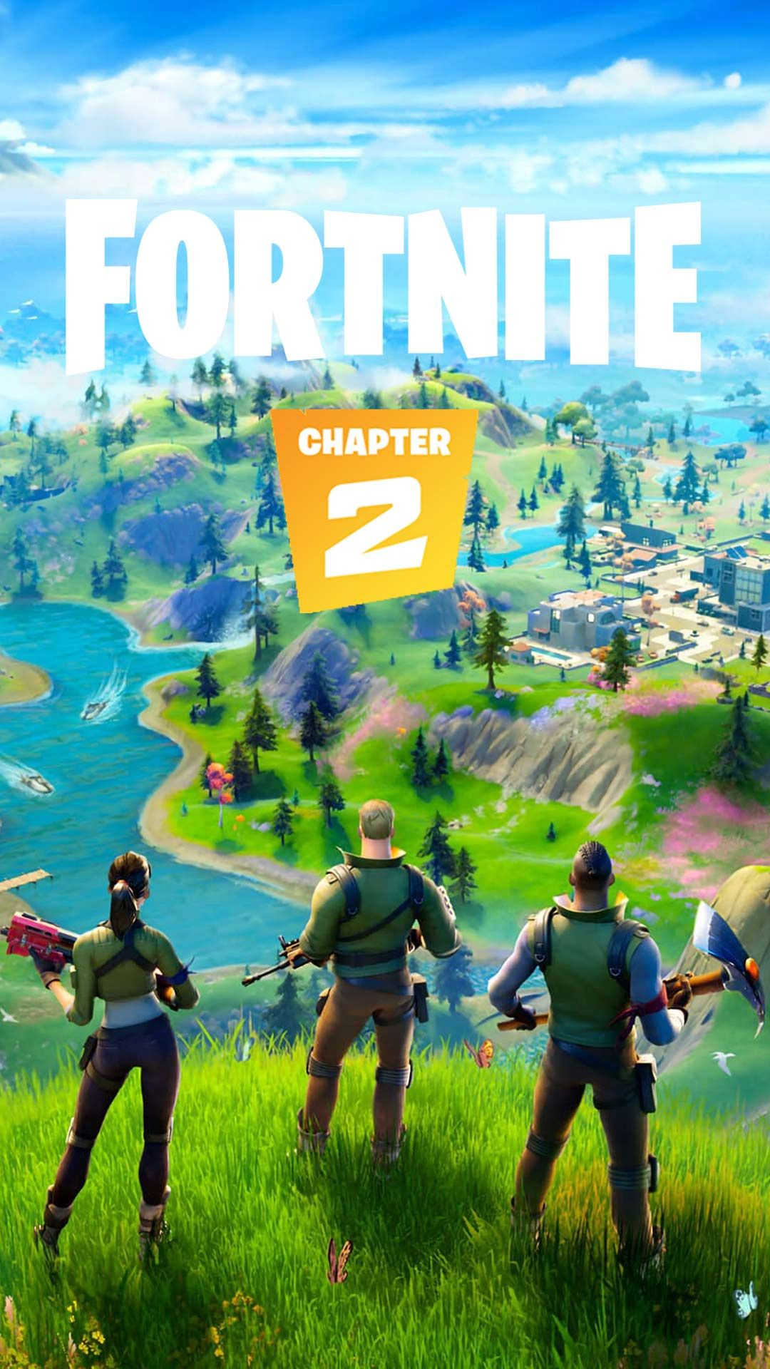 Fortnite Chapter 2 Season 2 Wallpaper Hd Phone Backgrounds For Iphone Android Lock Screen Art Hd Phone Backgrounds Fortnite Phone Backgrounds Fortnite chapter 2 wallpaper hd 4k