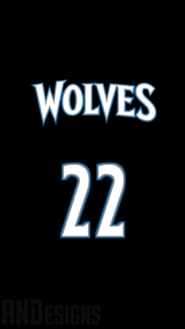 Pin by and1 designs on nba jersey iphone 66s wallpapers pinterest sports wallpapers nba iphone 6 wolves basketball numbers meet shirts a wolf voltagebd Image collections