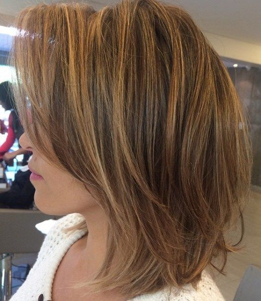 45 Ideas For Light Brown Hair With Highlights And Lowlights Golden