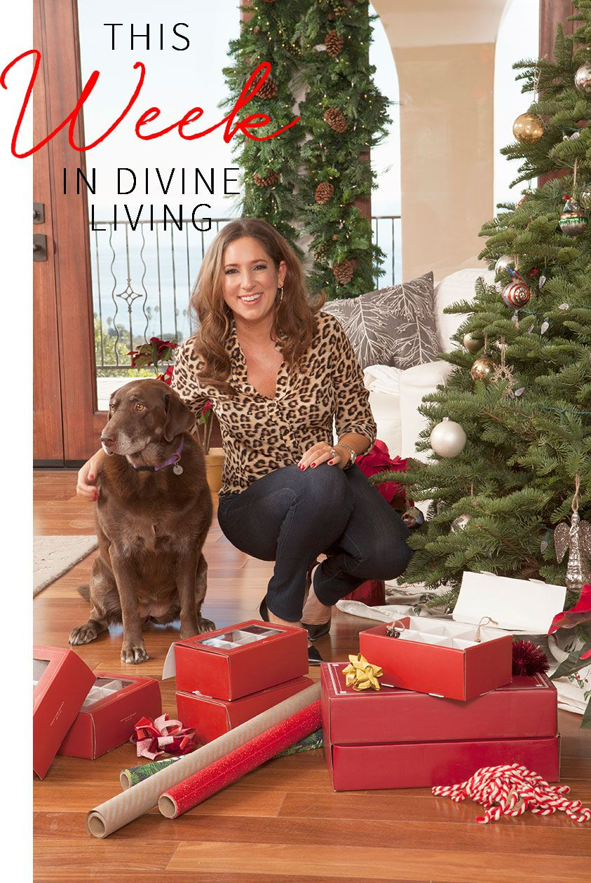 Giving with purpose and style  http://www.divineliving.com/magazine/this-week-in-divine-living-december-w2/